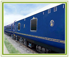 Deccan Odyssey, Luxury Train in India
