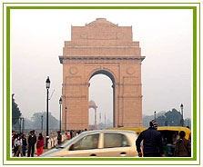 India Gate, Delhi Travel Vacations