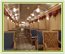 Deccan Odyssey, Luxury Train Travel